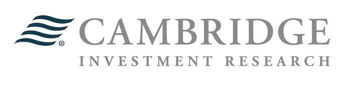 Cambridge Investment Research Named 2016 Broker-Dealer of the Year